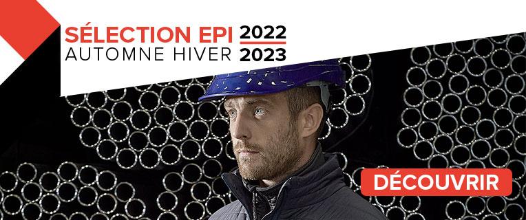 Sélection EPI Automne Hiver   2021-2022