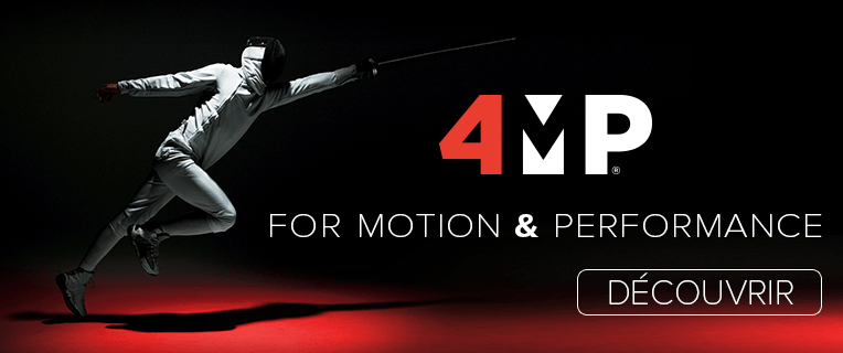 4MP For Motion & Perfomance