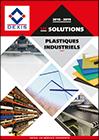 Solutions Plastiques Industriels 2018-2019