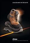 Catalogue Opsial | Chaussures de sécurité