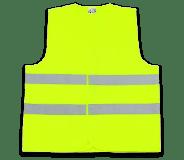 Gilet haute visibilité Opsial - Equipement de protection individuelle pour chantier de construction ou de bâtiment