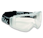 Protection pour plombier - Lunettes incolores Opsial
