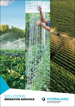 Solutions Irrigation Agricole