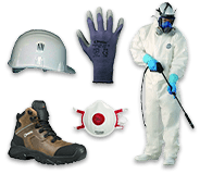 Equipements de protection individuelle et collective pour entreprises de bâtiment et chantiers