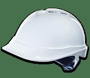 Casque de sécurité Opsial pour chantier - Produits de la construction et du bâtiment pour les professionnels