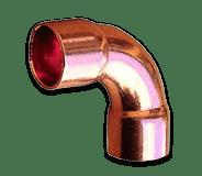 Meilleures ventes plomberie - Coude en cuivre à souder Sanha