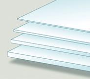 Feuilles de tôle en aluminium - Fournitures professionnelles pour serrurier-métallier
