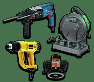 Outillage professionnel pour le plombier : appareils électroportatifs