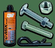 Boulons, vis et fixations pour serrurier-métallique - Outillage et matériel professionnel serrurerie-métallerie