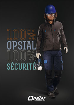 100% OPSIAL 100% Sécurité