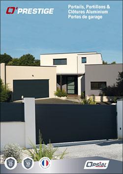 O'PRESTIGE - Portails, Portillons & Clôtures Aluminium, Portes de garage