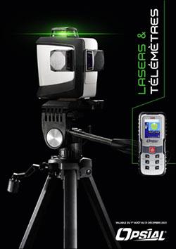 Lasers & Télémètres   Août - Décembre 2021   OPSIAL