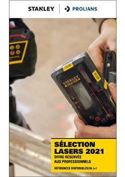 Découvrez la sélection d'outils indispensables à vos travaux de construction, maintenance et rénovation.
